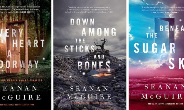Review: Wayward Children Series by Seanan McGuire