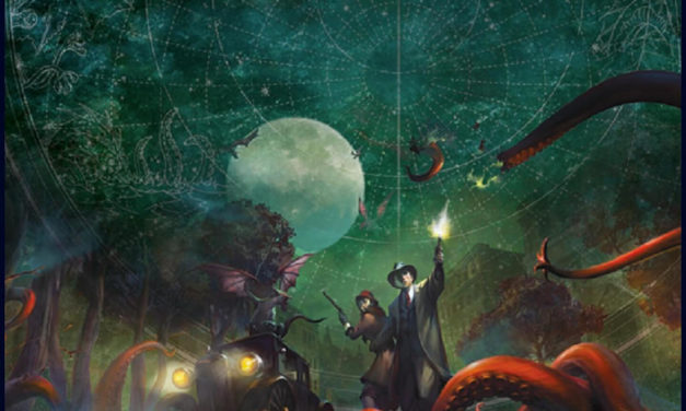 What the Racist History Behind Arkham Horror Tells Us About Ourselves by Hilary Berwick