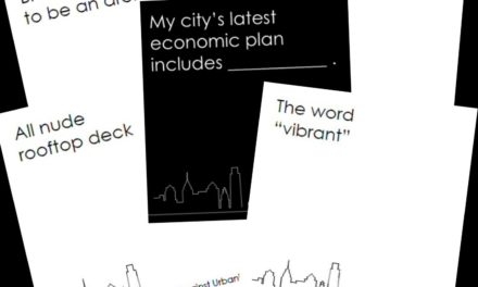 The Card Game for Horrible Places: A Conversation with Lisa Nisenson, Co-Creator of Cards Against Urbanity