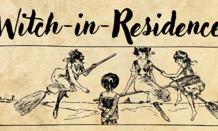 Witch-in-Residence: Occult